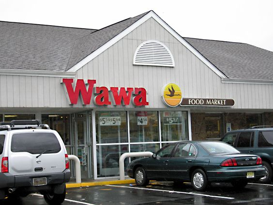 You Know You're from New Jersey When -  You know what a WaWa is.