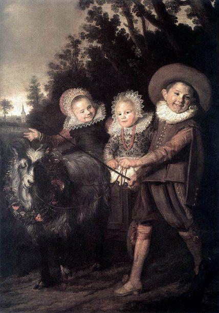 Frans Hals (1581 – 1666, Dutch)