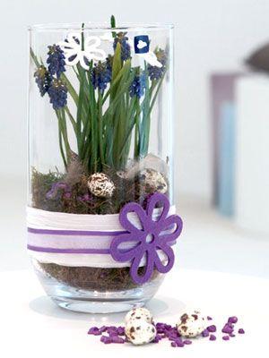 Kreativanleitungen mit Blumen: Kränze, Gestecke, Sträuße und ...