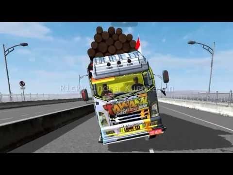 Bussid Mod Truck Tawakal Indonesia Oleng Youtube Konsep Mobil Truk Besar Mobil Modifikasi