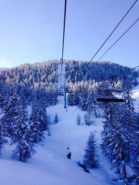 Fresh Air en montagne - Alpes
