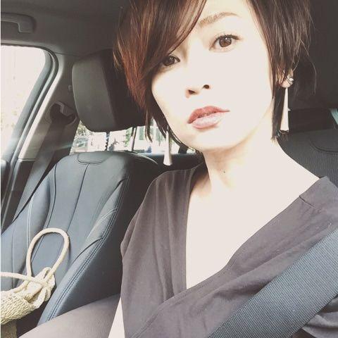 ショートカットに 辺見えみり オフィシャルブログ えみり製作所 Powered By Ameba へんみえみり 髪型 辺見 アジア人 ショートヘア