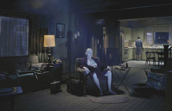 La soledad fotográfica de Gregory Crewdson