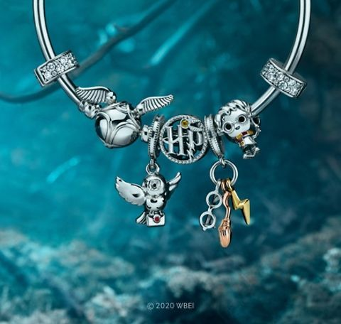 Spellbinding New Harry Potter Pandora Collection Has Landed ...