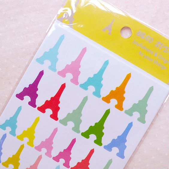 Best Value! 216 stickers for US$1.79 only!  Can be used on: Scrapbooking, Packaging, Gift Wrap, Home Decor, Party Decoration, Wedding Decoration,