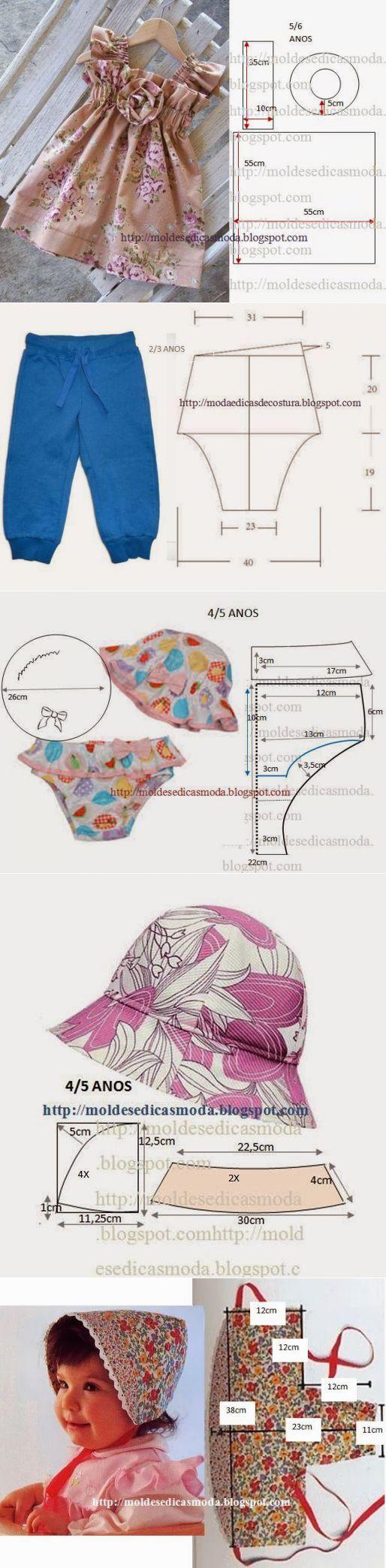 Моделирование детской одежды.(2 часть):