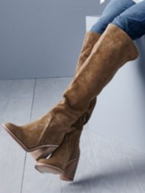 Vince Camuto over the knee boot