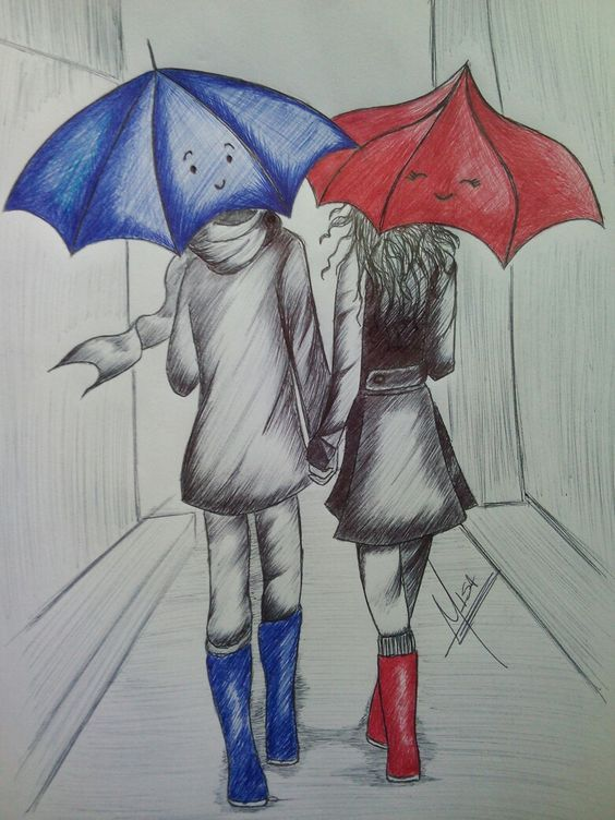 Pin By Keren Az On Artist Cute Drawings Art Drawings Cute Drawings Of Love