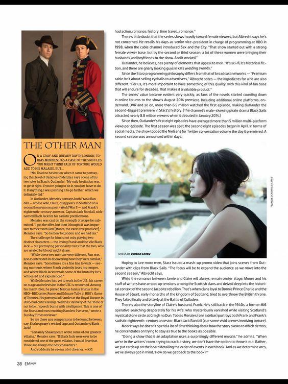 Emmy Magazine Articles Plus New Photos 4/11