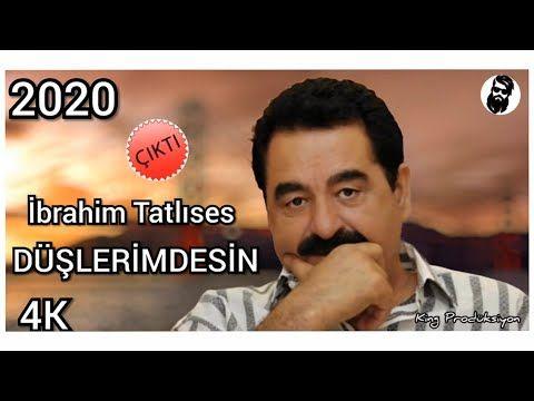 Ibrahim Tatlises 2020 Yeni Duslerimdesin Youtube Youtube Muzik Videolari Muzik