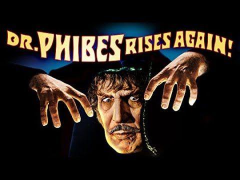 El Retorno Del Doctor Phibes 1972 Audio Latino Viaje A Lo Inesperado Youtube Art Club Okay Gesture Club