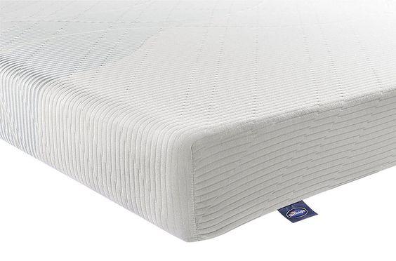 3 Zone Memory Foam Rolled Mattress Single Reduce Moisture And Dust