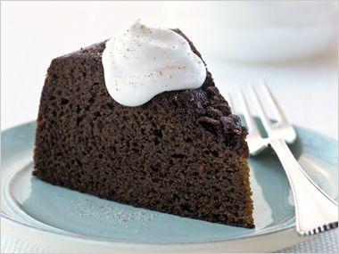 Grandmother's Soft Gingerbread Cake