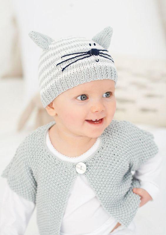 Knitting Pattern For Kitty Hat : Pinterest   The world s catalog of ideas