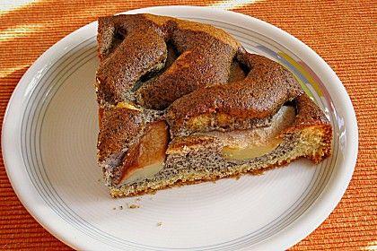 Apfel - Mohn - Kuchen, ein sehr schönes Rezept aus der Kategorie Torten. Bewertungen: 18. Durchschnitt: Ø 4,1.