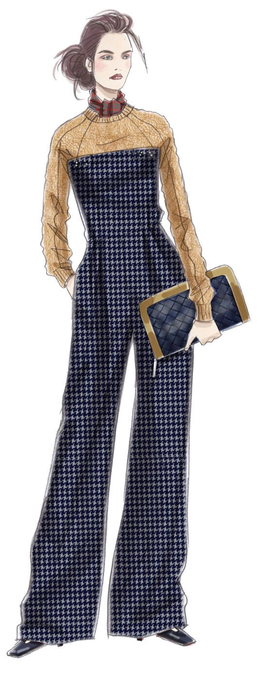 fashion illustration    ♦F&I♦: