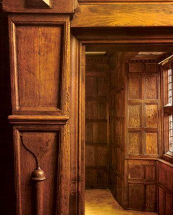 Tudor Oak Paneling