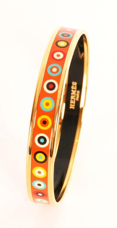 buy hermes enamel bracelet