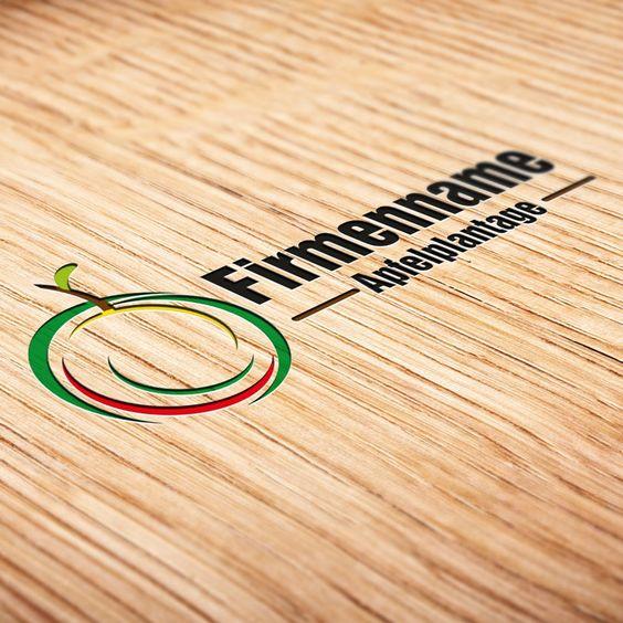 Bauernhof / Apfelplantagen Logo  4 Sale / Zu Verkaufen