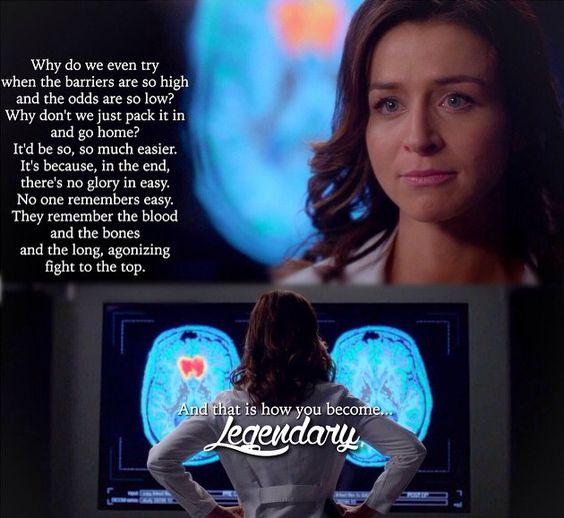 Amelia Shepherd -- Grey's Anatomy