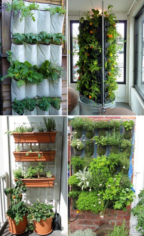 Como Hacer Jardines Verticales Caseros Jardines Verticales Caseros