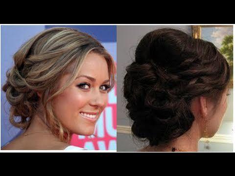 Lauren Conrad Inspired Romantic Hair Tutorial