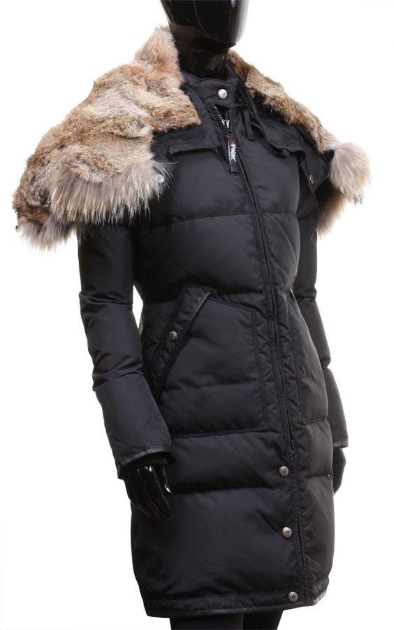 Automne / Hiver 2013-14. Un manteau de duvet parfait par ...