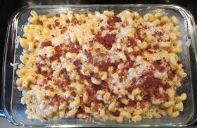 Finding What I Love: Recipe: Longhorn Steakhouse Mac & Cheese Dupe