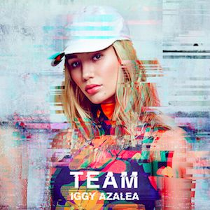 Iggy Azalea – Team acapella