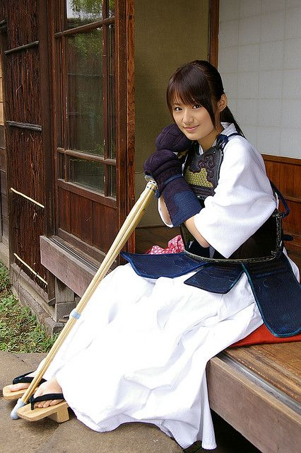 Kendo Girl | Flickr - Photo Sharing! うぇぽん?