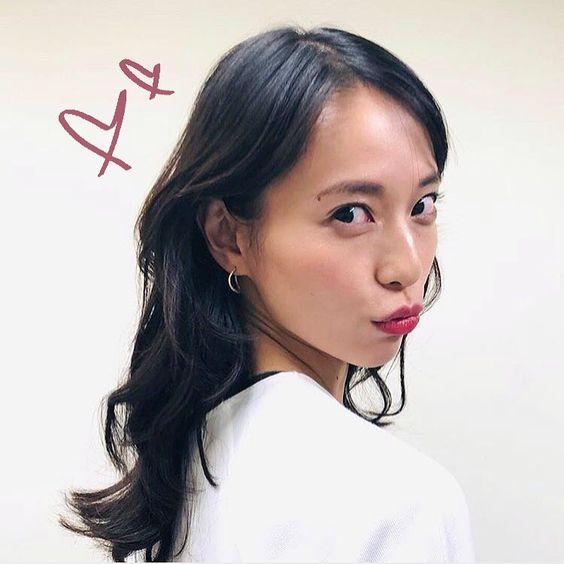 アヒル口の戸田恵梨香さん