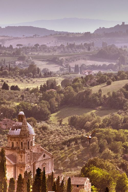 Tuscany (by Renaudj)