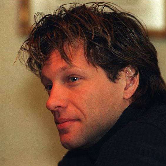 Jon Bon Jovi, you flawless human being. <3