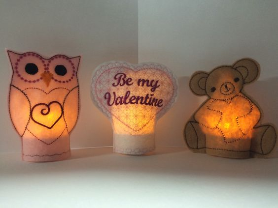 Be my Valentine by StephsSewingBasket on Etsy
