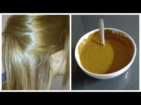 الوصفة القنبلة لشعر اشقر ذهبي من اول استعمال باقل من 10دراهم فقط Youtube Beauty Care Food Beauty Box