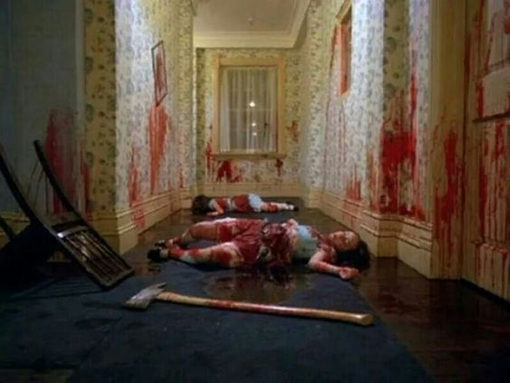Terrified Me As A Kid. Gave Me A Fear Of Twins, Even Tho' I Later Found Out They Werent Even Twins.