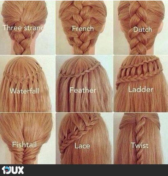 Simple Hair tutorial8