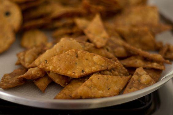 namak paare recipe