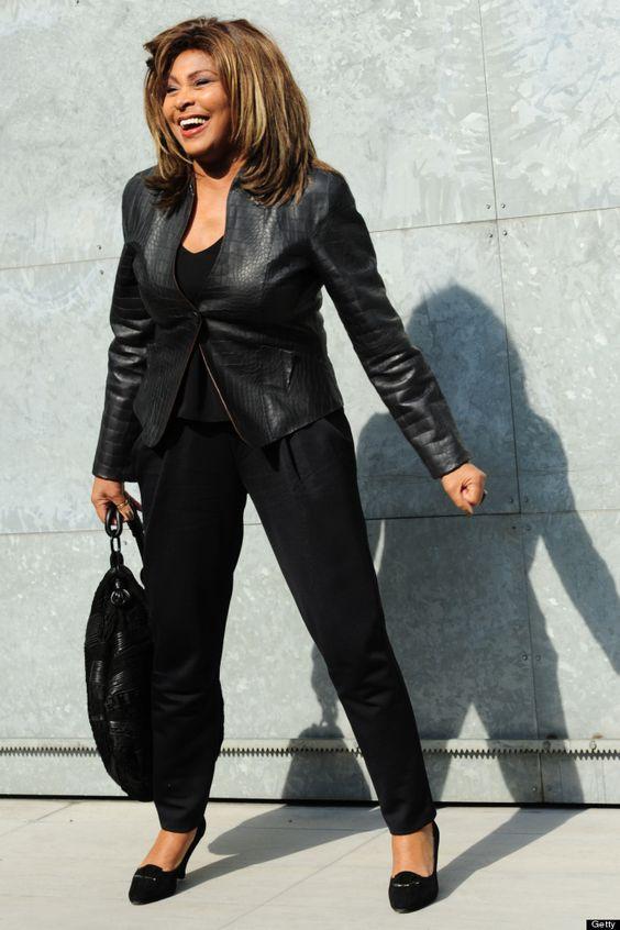 Tina Turner/Anna Mae Bullock