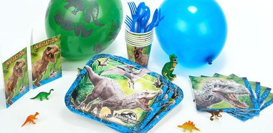 Addobbi festa compleanno Jurassic World™ per bambini