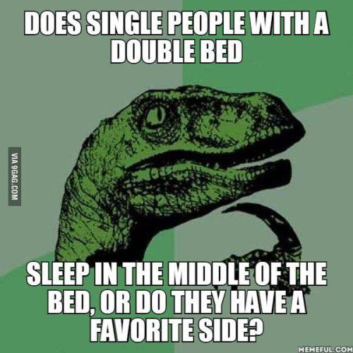 Always wondered about it.