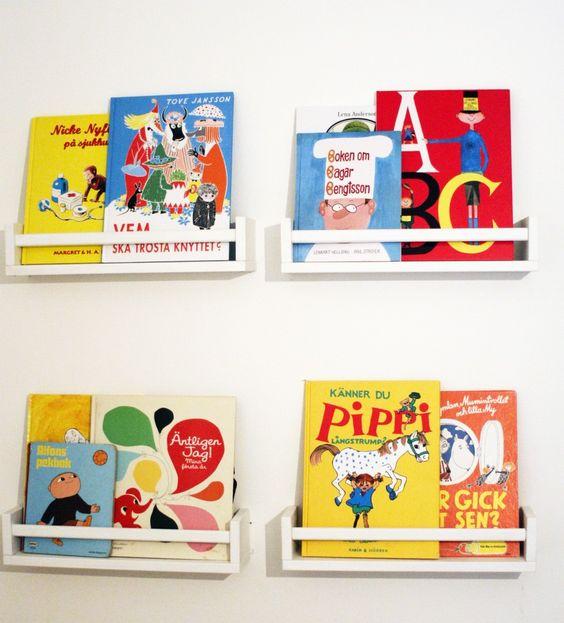 Barnrum barnrum bokhylla : Kryddhylla BEKVÄM som bokhylla. iekw.se | Barnrum | Pinterest