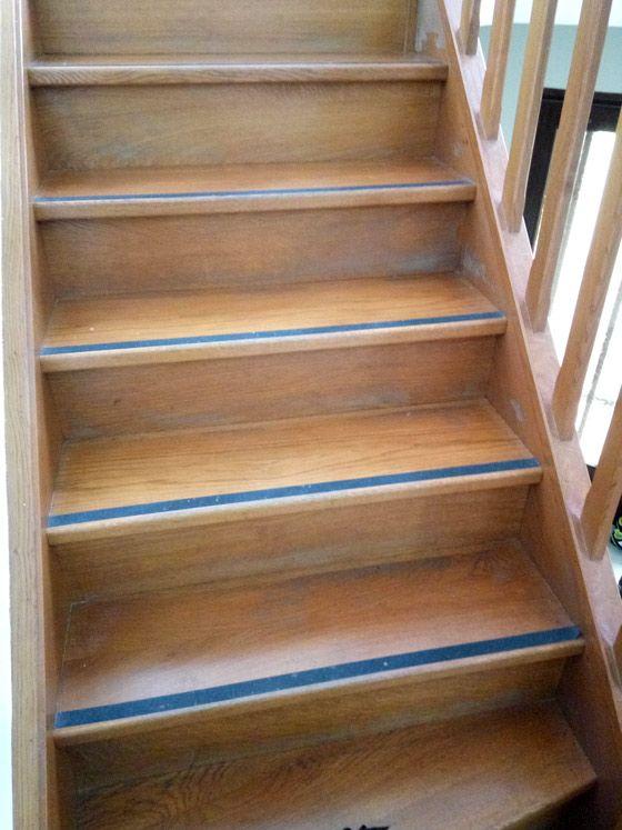 Comment Repeindre Facilement Un Escalier En Bois Repeindre