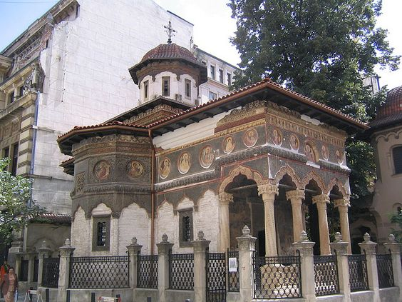 Another beautiful church - Romania