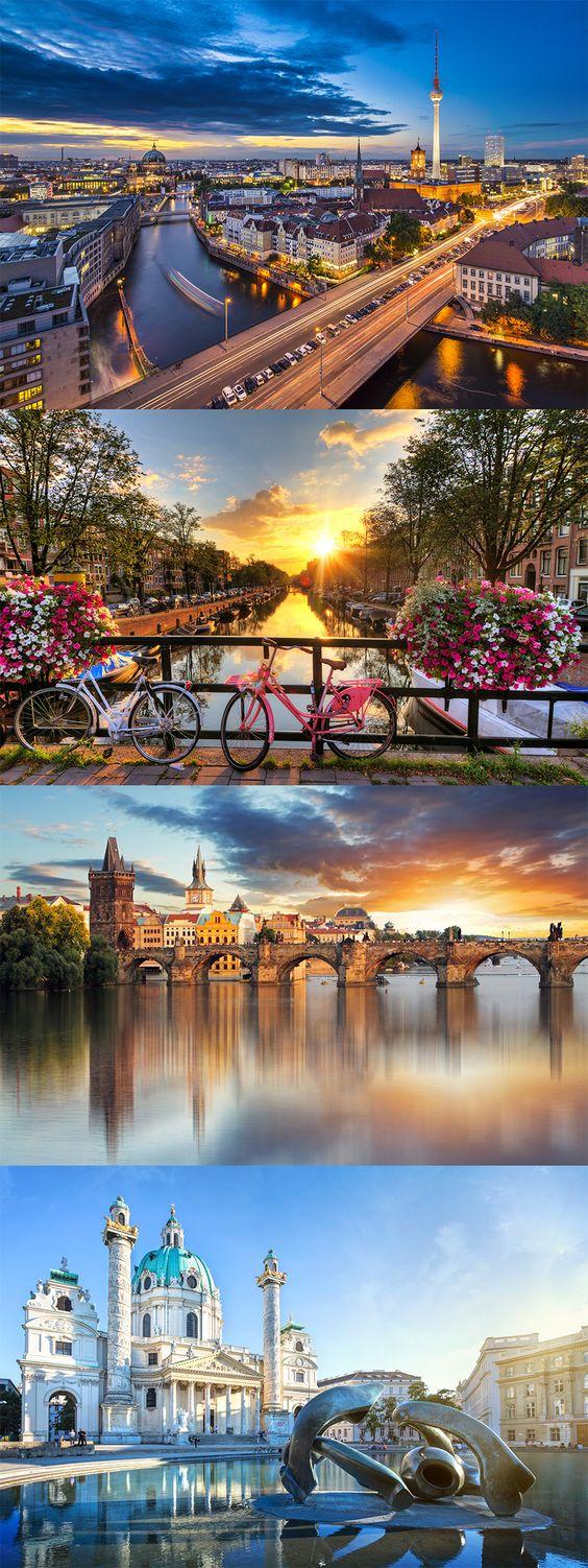 16.10.2015 - HOTELDEAL    2 Übernachtungen mit Frühstück für 2 Personen nur 89€ (z.B. Berlin, Köln, München, Wien oder Prag) #citytrip #hotel #günstig #übernachtung #europa
