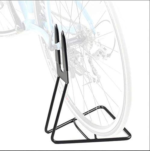 Cyclingdeal 1 Bike Bicycle Display Floor Parking Storage Stand Rack Click Image For More Details This Is An In 2020 Indoor Bike Storage Storage Stand Bicycle Bike