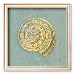 """Art.com """"Sundial"""" Framed Art Print by Lisa Danielle"""