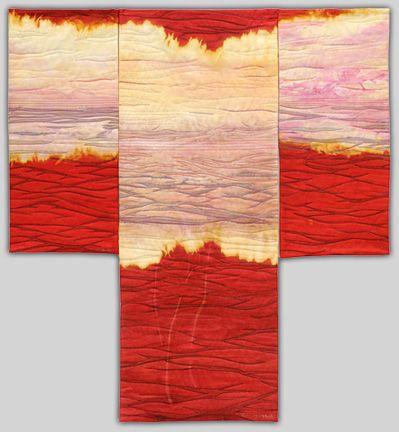 Deborah Gregory: Têxteis - Carteira 2 - Olhares
