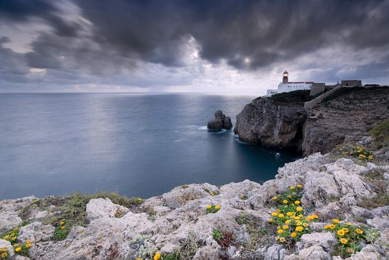 """""""A light in the storm"""" by Antonio Marques, via 500px."""
