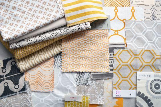 Customize it! Size, shape, fabric, color....